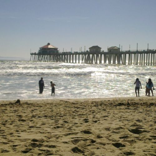 California, Hungtinton Beach