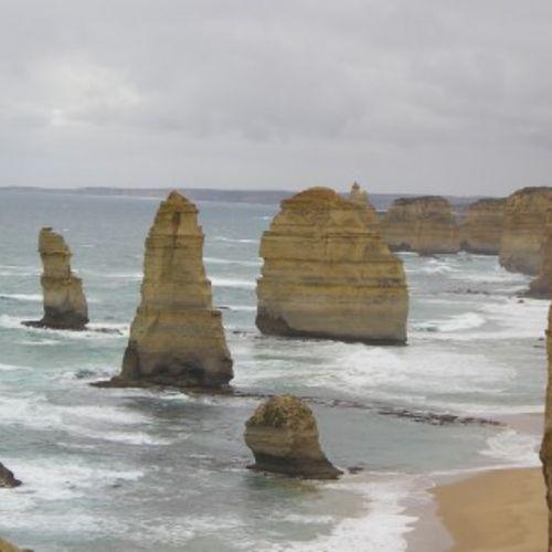 12 Apostel, Australien